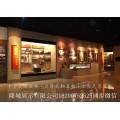 博物馆展示柜生产厂家0