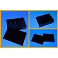 上海晶安western-blot抗体孵育盒 黑色免疫湿盒4格
