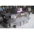 陶瓷机横梁加工厂家铸钢材质1吨起来图定制交给你