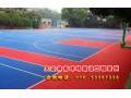 篮球场悬浮拼装地板案例 (3)