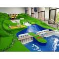 水利水电模型,水电站模型,水轮机模型定制