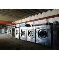 棗莊低價二手70公斤航星申光水洗機二手UCC干洗設備