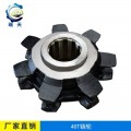 40T鏈輪  優質鑄鋼 鏈輪 瑞天機械
