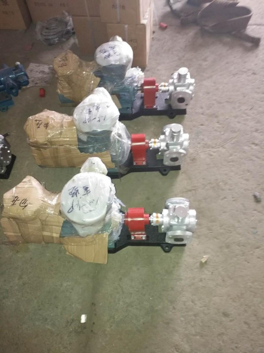 沧州迟氏机械制造有限公司供应YCB-0.6/06型圆弧齿轮泵
