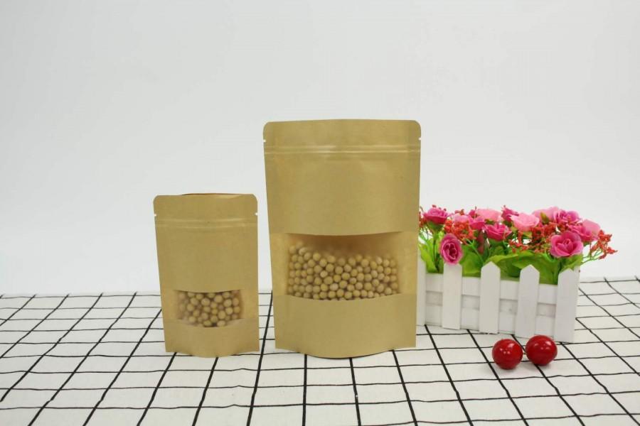 东光县卓泰塑料包装小豆牛皮纸包装袋