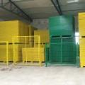 厂家直销浸塑车间隔离网 框架工厂护栏网价格