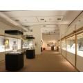 深圳隆城展示博物馆展示柜生产厂商