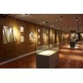 隆城展示制作设计博物馆玻璃柜