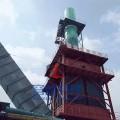 阳极管厂湿式电除尘器的高压供电技术脱硫塔原理脱硫塔