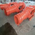 矿用kcs-150D湿式除尘风机,隔爆型除尘风机厂家直供