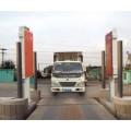 通道式车辆放射性自动监测系统