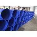 DN600涂塑钢管一米价格