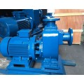 100CYZ40A自吸式离心船用泵工作原理 油料专用输送泵