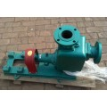 华潮系列100CYZ75自吸式油泵 采用轴向回液泵体结构