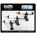 英國COX新一代產品Airflow 3單組份氣動膠槍