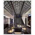 臻佳金属制品供应酒店不锈钢屏风隔断定做,玄关花格定做