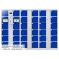 本溪钢制存包柜生产厂家 24门电子存包柜多少钱电子自动寄存柜