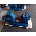 76YHCB40B圆弧油罐车齿轮泵 洒水车泵 石油行业输油泵