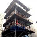 管式湿式电除尘器湿式静电除尘器计算脱硫塔的工作原理