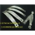 法兰编织铜带,镀锡铜幕墙防雷铜导线2