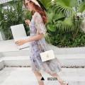 广州时尚品牌折扣女装蒂缇走份批发一手货源
