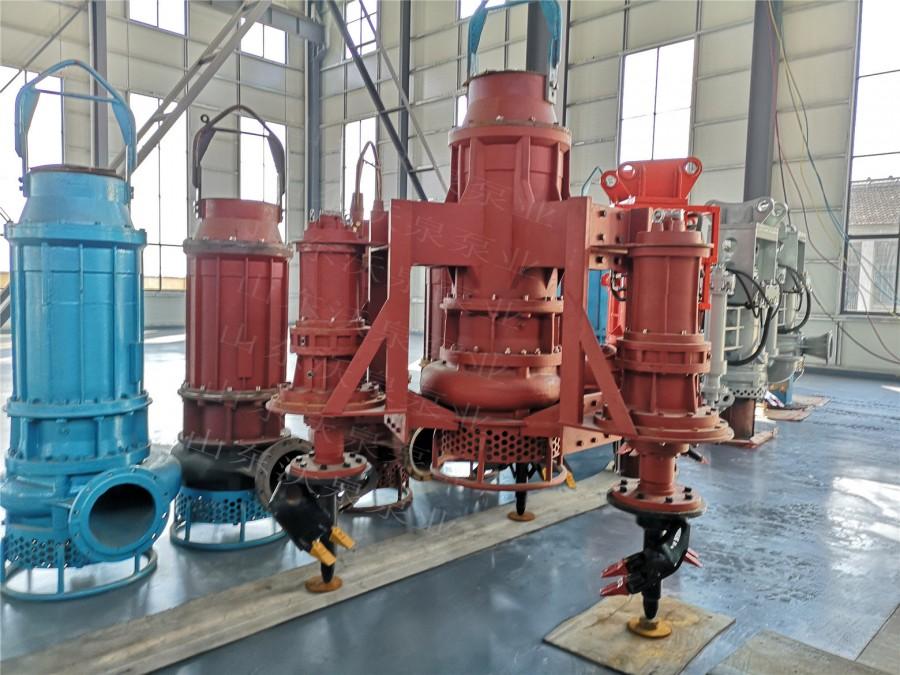 75千瓦砂石泵  大流量抽沙泵  扬程高达100米