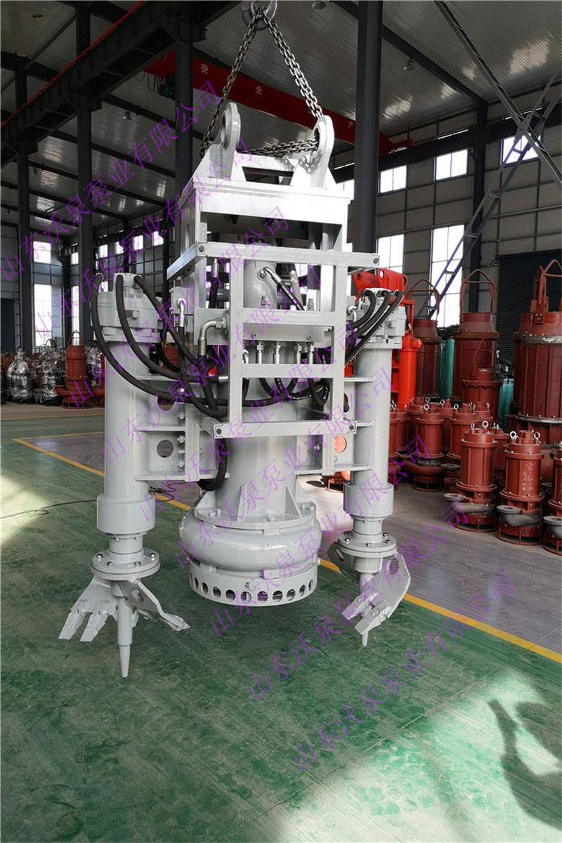 大功率挖机抽沙泵 液压驱动砂浆泵 汾河采沙专用