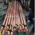 大型工程电解离子接地极施工方法