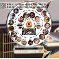 西安复原军人礼品定制 战友10周年聚会留念 党建周年礼品