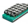 嘉盛厂家供应CT型12B-3链条导轨 6分链高耐磨UPE导槽
