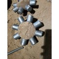 濟南華富廠家直供鑄鐵鋼段