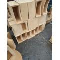 郑州豫企耐材专业定制异形耐火砖 粘土砖高铝砖