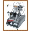 油阀螺纹打胶机 压力传感器螺丝涂胶 汽车油封螺纹涂胶机