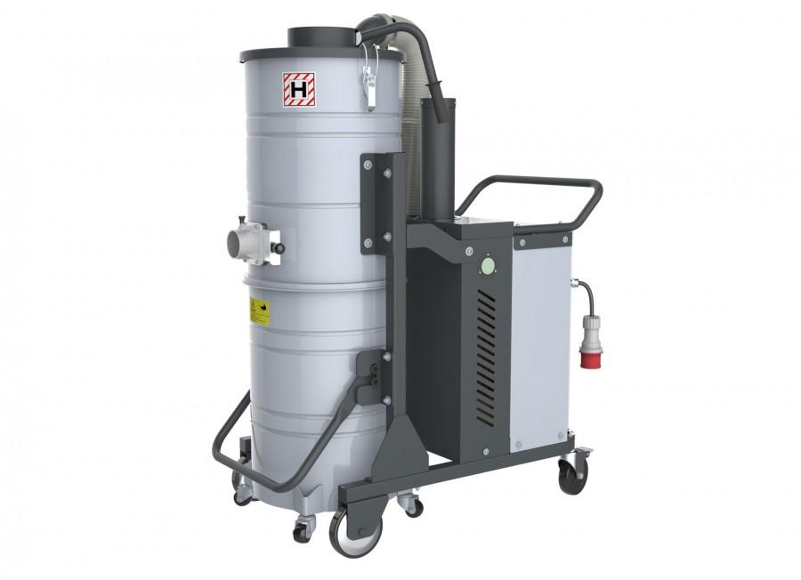 蘇州倍爾斯三相重型工業吸塵器 全自動脈衝反吹 除塵清灰