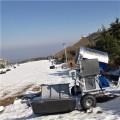 滑雪场景区造雪系统造雪性能 河南造雪设备生产厂家