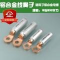 直销欧标铝合金线鼻子 正品DTL-2-50铜线端子