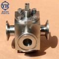 灌装三通转阀 灌装头三通阀 灌装机配件 定量灌装阀