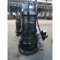 耐磨潜水清淤泵 高耐磨砂浆泵 电动抽泥泵
