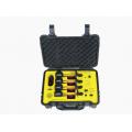 电力施工 带电作业 GS6601E 无线双工多人对讲机耳麦