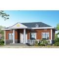 一层经济实用的自建房屋设计图,造价20万,户型合理