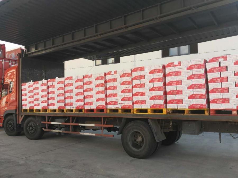 惠州到鹰潭物流公司承接零担运输