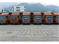 惠州到常德物流公司承接零担运输