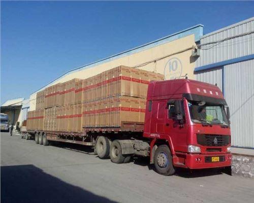 惠州到永州物流公司承接零担运输