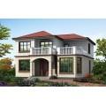 经济实用的二层自建小别墅设计图,含全套施工图纸