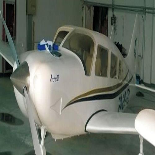 一比一仿真飞机模型定制