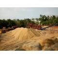 石粉沙砂破碎水洗机械、地沙砂石料筛分水洗机械、风化料制砂机