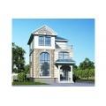 小户型欧式三层自建别墅设计图,经济实用