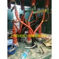 哈尔滨风电场35KV电缆分接箱一进一出铜排式连接