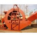 沙场专用设备/小型洗砂机/挖斗洗砂机厂家