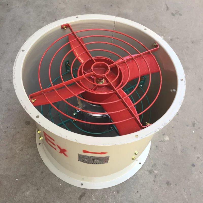 江阴BT35-11-8固定式防爆通风机功率7500W